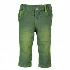 Boboli 333032-4373 spodnie kolor KIWI