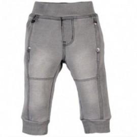 Boboli 393027-GREY spodnie kolor SZARY