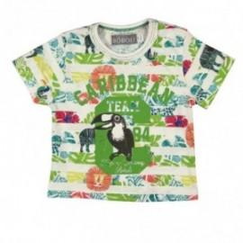 Boboli 343044-9482 T-shirt kolor KIWI