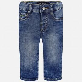 Mayoral 1535-91 Spodnie jeans kolor Ciemny