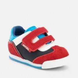 Mayoral 42664-45 Buty running moda kolor Czerwony