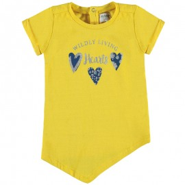 Kanz bluzka 1713061-4960 kolor żółty