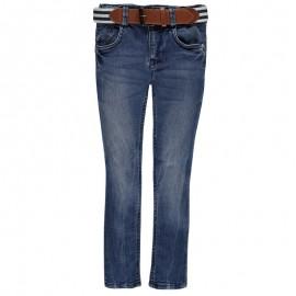 Kanz spodnie jeans 1714454-12 kolor granat