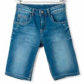 Losan 713-9660AA-773 szorty jeans kolor niebieski