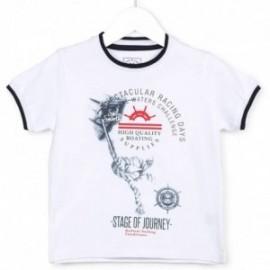 Losan 715-1000AC-001 t-shirt kolor biały