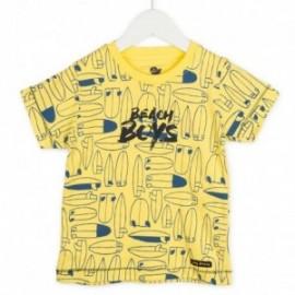 Losan 715-1005AC-640 t-shirt kolor żółty
