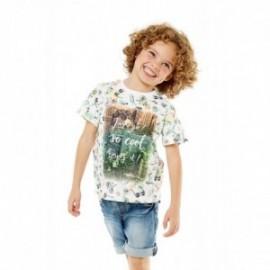 Losan 715-1009AC-001 t-shirt kolor biały