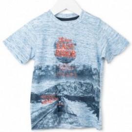 Losan 715-1018AC-709 t-shirt kolor szary melanż