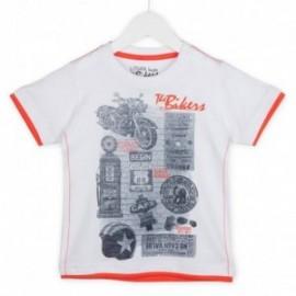 Losan 715-1019AC-001 t-shirt kolor biały