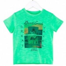 Losan 715-1028AC-617 t-shirt kolor zielony