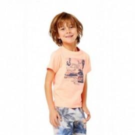 Losan 715-1030AC-661 t-shirt kolor pomarańcz