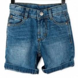 Losan 715-9662AC-785 szorty jeans kolor niebieski