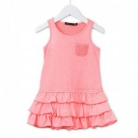 Losan 716-7009AD-790 sukienka kolor róż