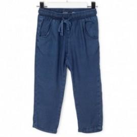 Losan 716-9012AD-741 spodnie jeans kolor granat