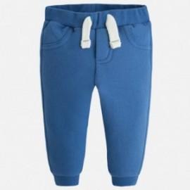Mayoral 719-32 Spodnie plusz kolor Kobalt