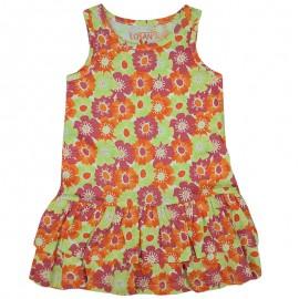 Losan 716-7067AD-074 sukienka kolor pomarańcz