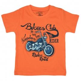 Losan 715-1301AC-074 t-shirt kolor pomarańcz