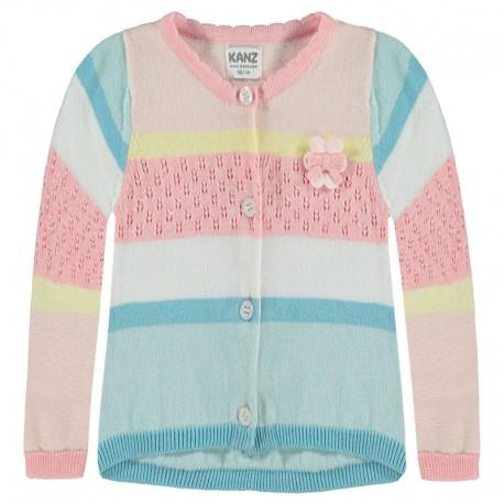 Kanz sweter 1712017-1 kolor niebieski