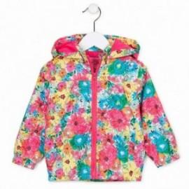 Losan 716-2000AD-142 kurtka kolor różowy motyw kwiatowy