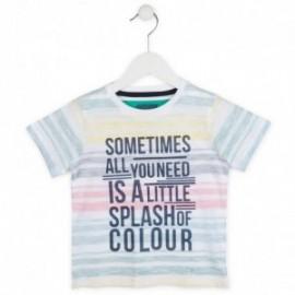Losan 715-1024AC-001 t-shirt kolor biały