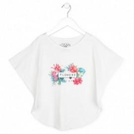 Losan 714-1029AB-002 bluzka kolor biały