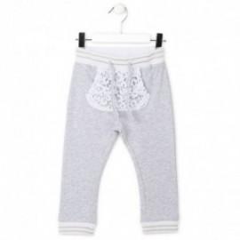 Losan 716-6015AD-582 spodnie kolor szary