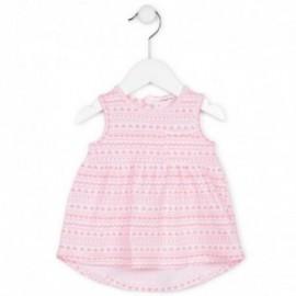 Losan 718-7010AD-718 sukienka kolor róż