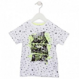Losan 715-1008AC-001 t-shirt kolor biały