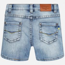 Mayoral 1265-77 Bermudy jeans kolor Basic