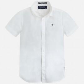 Mayoral 3141-53 Koszula krót.ręk. kolor Biały
