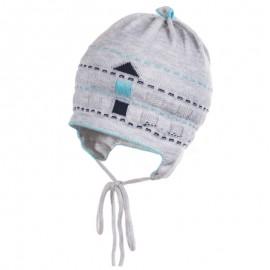 Jamiks JW17071-2 ALFIE czapka kolor popiel/mięta