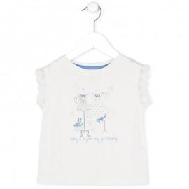 Losan 716-1031AD bluzka kolor biały