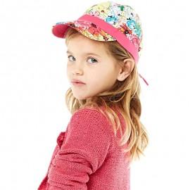 Losan 716-A001AD czapka kolor żółty/róż