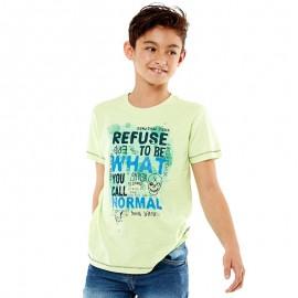Losan 713-1007AA t-shirt kolor zielony