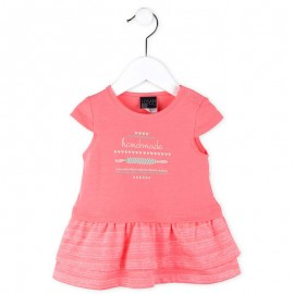 Losan 718-7011AD sukienka kolor róż