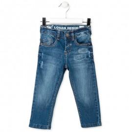 Losan 715-9017AC spodnie kolor granat