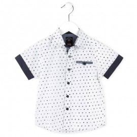 Losan 715-3000AC koszula kolor biały