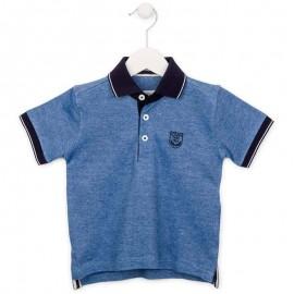 Losan 715-1790AC polo kolor niebieski