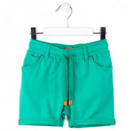 Losan 715-6014AC szorty kolor zielony