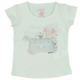 Losan 716-1207AD-001 bluzka kolor biały