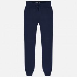 Mayoral 744-67 Długie spodnie basic kolor Granatowy