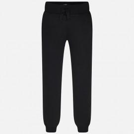 Mayoral 744-65 Długie spodnie basic kolor Czarny