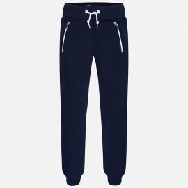 Mayoral 6517-54 Spodnie sporty kolor Granatowy
