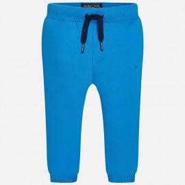 Mayoral 711-11 Długie spodnie basic kolor Cyjan