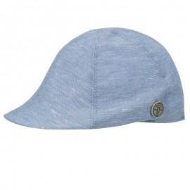 Doll 1736510739-3052 czapka z daszkiem kolor niebieski
