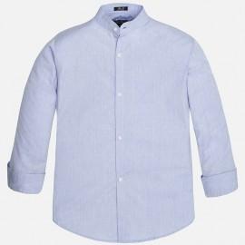 Mayoral 6151-21 Koszula dł.ręk. kolor Błękitny