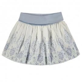 Pampolina 6764155-1000 Spódnica kolor niebieski