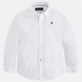 Mayoral 146-46 Koszula d/r basic kolor Biały