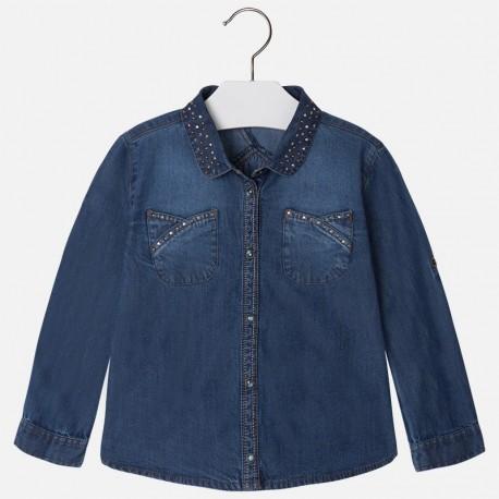 Mayoral 4125-5 Bluzka jeans