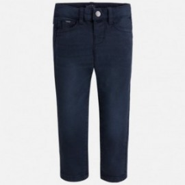 Mayoral 4517-20 Spodnie soft kolor Tytan